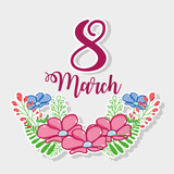 march 8 to womens day celebration