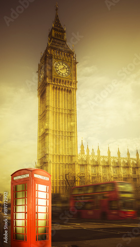 Keuken foto achterwand Londen London Big Ben