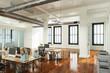 Bürofläche (Konzept)