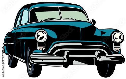 rysunek-niebiesko-czarnego-samochodu,-tlo