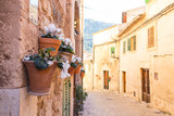 Fototapeta Uliczki - Valldemossa Mallorca © beyo_pl