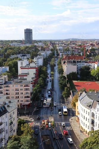 Fotobehang Berlijn Grüne Hauptstadt