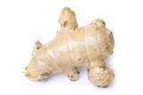 ginger on white background - 189906133
