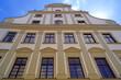Leinwanddruck Bild - Altstadt von AUGSBURG ( Bayern )