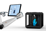 ai with 3d printer - 189958930