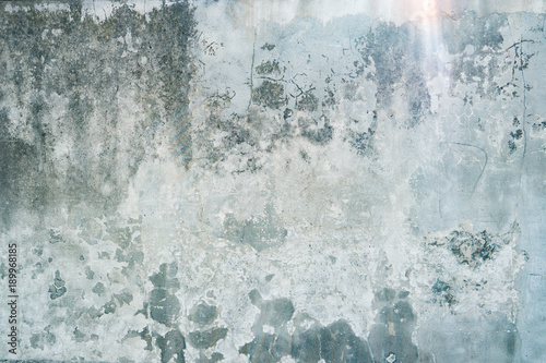 Poster Betonbehang Grunge wall background texture
