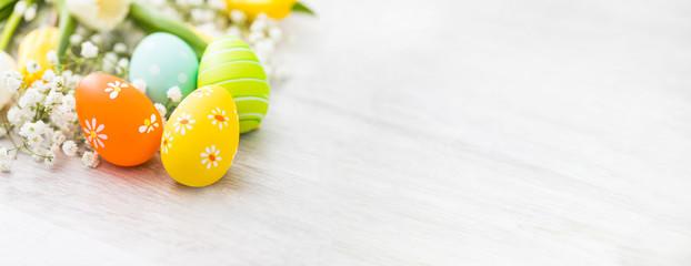 Easter background concept. © REDPIXEL