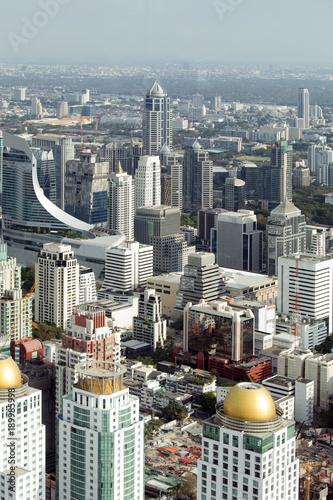 Fotobehang Bangkok Bangkok Aerial View