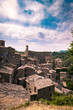Sorano, a town built on a tuff rock, is one of the most beautiful villages in Italy.