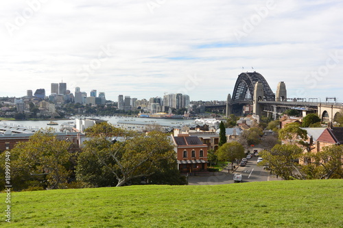 Fotobehang Sydney Sydney Harbour View