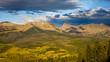 Colorado Rocky Mountains Gore Range Vail