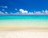 beach and tropical sea - 190007998