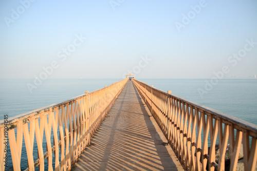 Pier in Kuwait