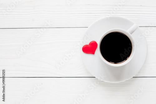 Papiers peints Cafe Valentine day concept