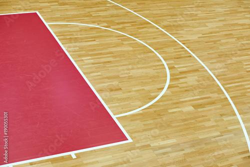 Aluminium Basketbal Basketball court parquet
