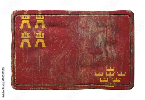 Old Murcia Community flag