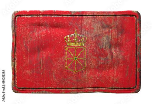 Old Navarra flag