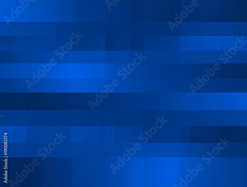 Abstract creative dark blue random pixel background for medical, healthcare and other communication arts. - 190083174