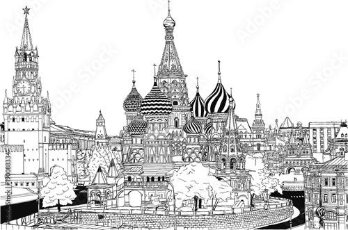 In de dag Art Studio Red Square