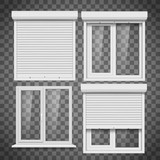 Set of pvc windows - 190098995