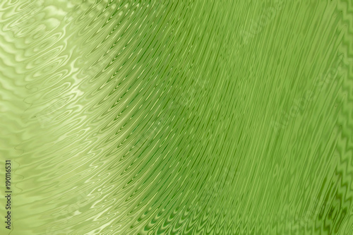 In de dag Abstract wave abstract green background