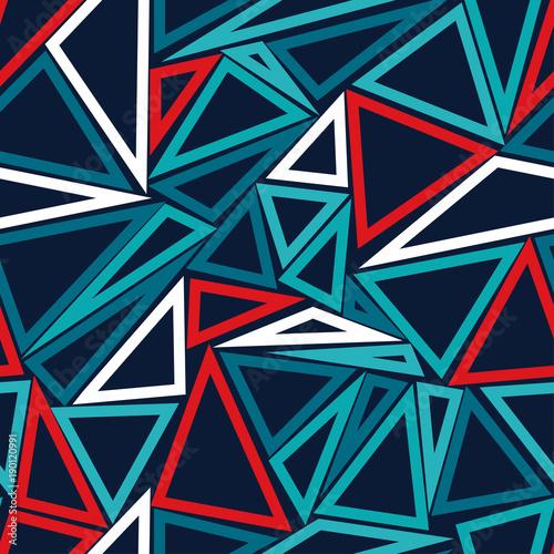 abstraktes-nahtloses-sportmuster-fur-madchen-jungen-kreatives-sportvektormuster-mit-punkten-geometrische-zahlen-dreieck-lustiges-dreiecksmuster-fur-textil-und-stoff-mode-dreieck-sport-stil