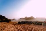 safari on quad bikes in the desert - 190134755