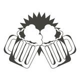 beer jar icon image - 190150104