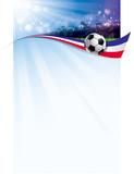 AFFICHE FOOTBALL FRANCE - 190150343