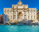 Rome, Trevi Fountain. Italy. - 190164700