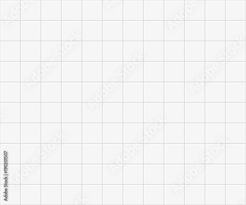 Seamless tiled paving pattern. Kitchen or bathroom vector background II.