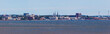 Panoramic view of Charlottetown