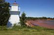 Warren Cove Range Front Lighthouse on Prince Edward Island