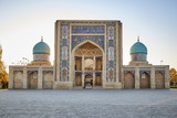 Hast Imam Square (Hazrati Imam) is a religious center of Tashkent.