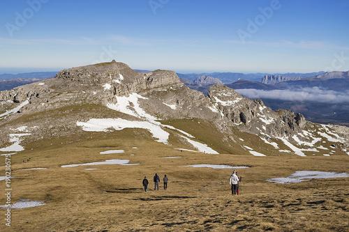 Gorbea mountain