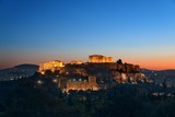Athens skyline sunrise - 190243310
