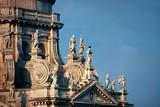 Church Santa Maria della Salute closeup - 190243738
