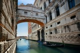 Bridge of Sighs and gondola - 190243745