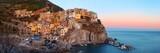 Manarola panorama in Cinque Terre - 190244105