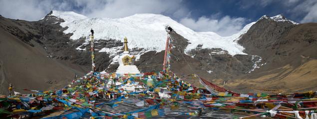 Tibetan mountain