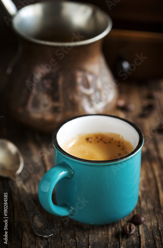 Cup of coffee. Coffee Espresso