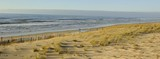 Lacanau, dune et océan