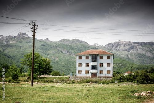 Foto op Canvas Pistache Albania