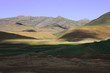 Lesotho mountains
