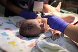 Just born baby girl - 190375314