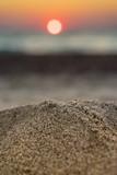 Blur tropical sunset - 190376384