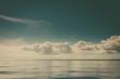 seascape sea horizon and sky. - 190428944