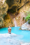 natural pool in lefkada - 190481785