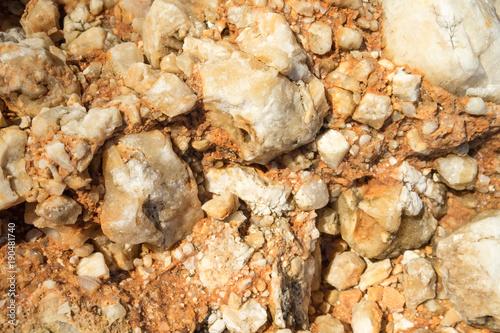 Foto Murales Rock texture background