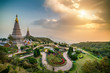 View point of Doi Inthanon National park, at Chiang Mai Thailand. - 190487598